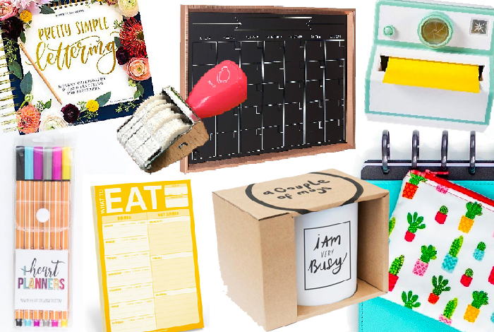 Planner Girl's Gift Guide for 2020