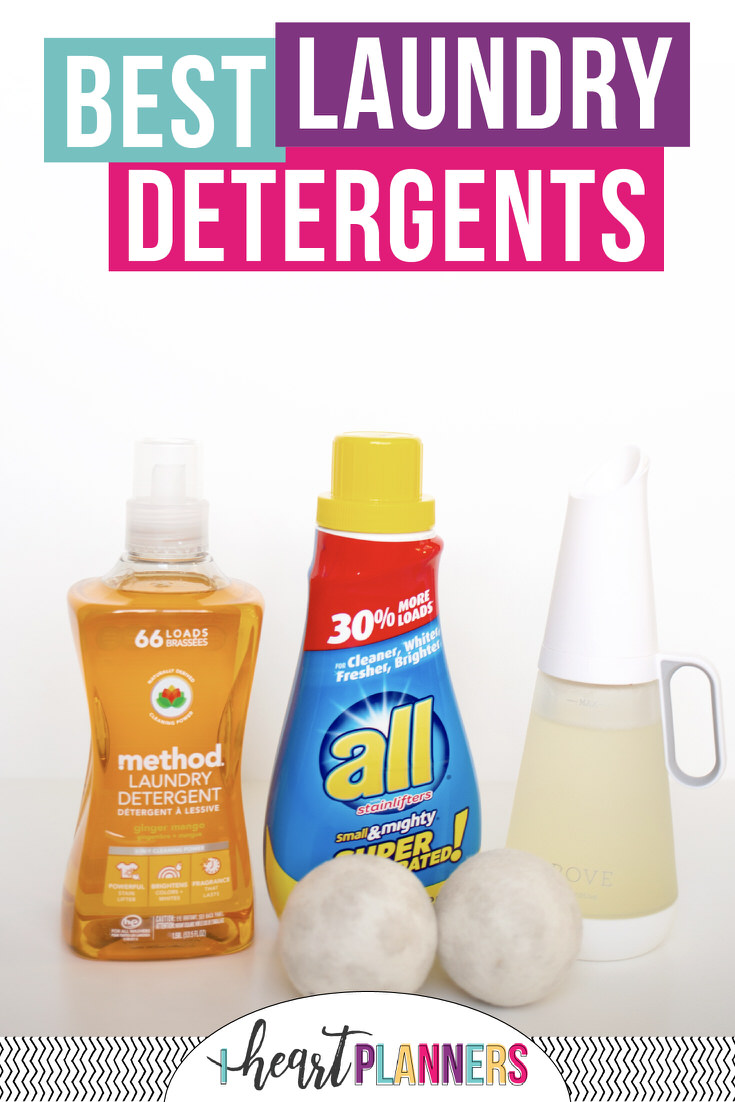 I'm reviewing the best laundry detergents in 2020. If you've been searching for the perfect laundry detergents that gets rid of stains, smells great, and is easy to use, here it is. I also review the new Grove laundry dispenser system.
