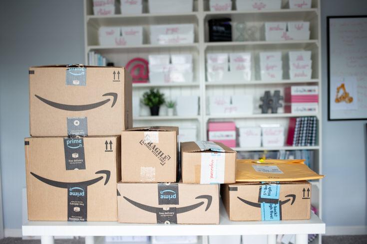 Amazon Organizing Favorites