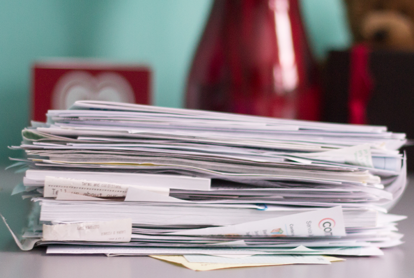 5 Things to Know Before You Can Clear Your Paper Clutter