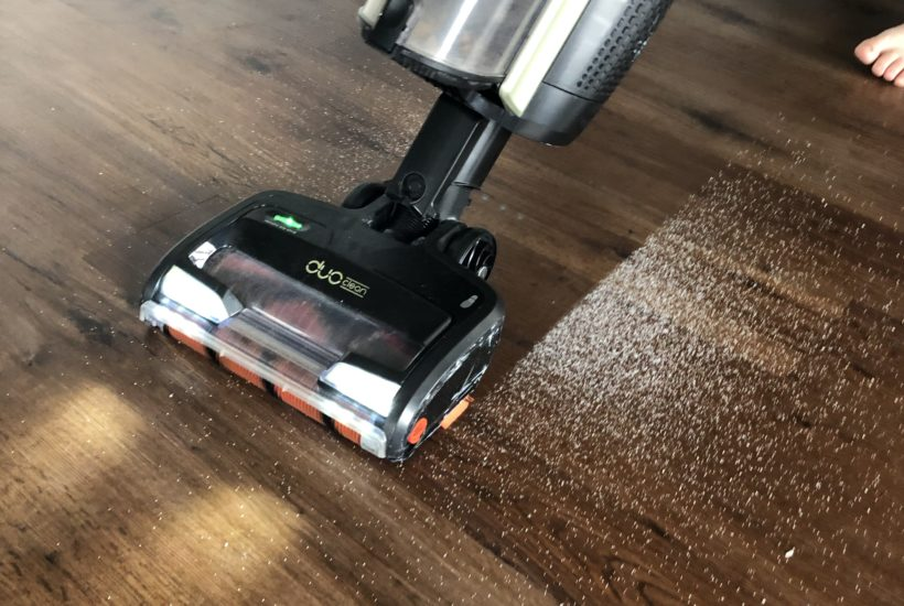 Shark Duo Clean: My Favorite Cordless Vacuum