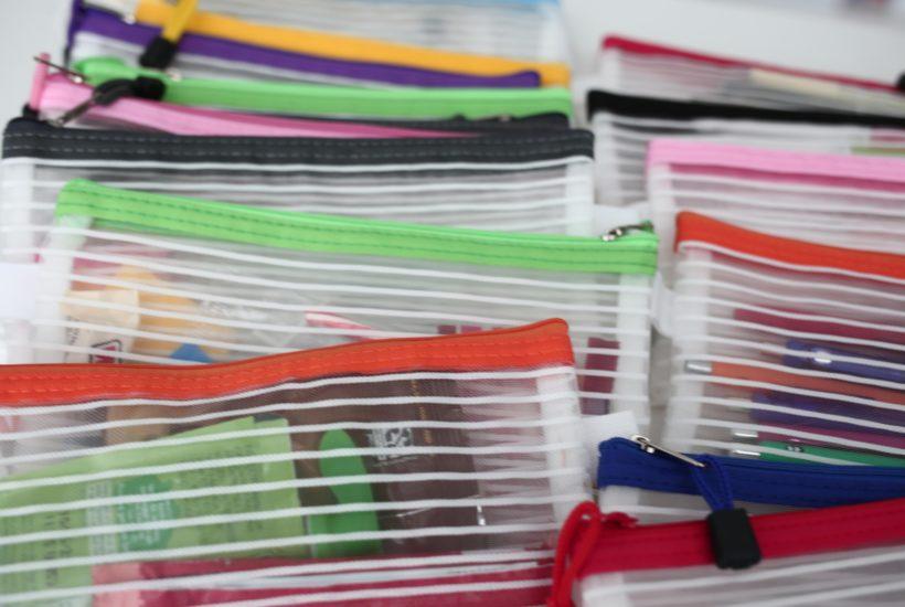 Zipper Pouches: An Organizing Life-Saver!
